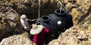 Assainissement Fosse Septique : fosse toutes eaux ~ Farleysfitness.com Idées de Décoration