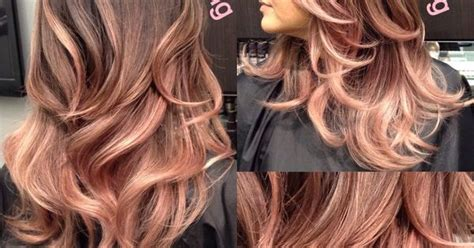 Rose Gold Ombré By Guy Tang
