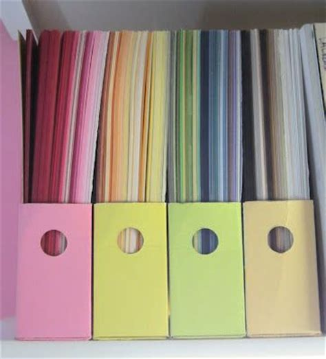 Usps Decorative Mailers by How To Make A Magazine Holder To Store Cardstock I Use