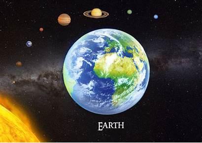 Earth Space Flop Tarjeta Tierra Postal Myshoptet