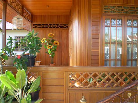 rumah panggung rumah adat minahasa sulawesi utara