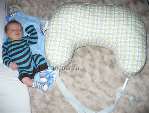 The New Boppy Nursing Pillow Review And Giveaway Shop