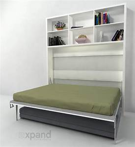 italian wall bed sofa expand furniture With horizontal murphy bed with sofa