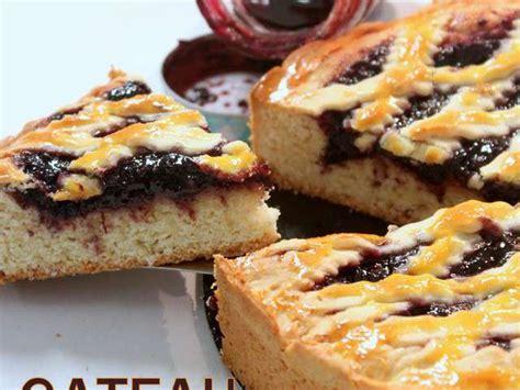 cuisinez avec djouza recettes de gâteau à la confiture de cuisinez avec djouza