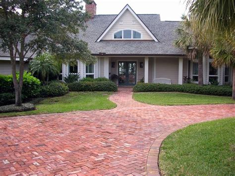 12 best images about driveway on herringbone