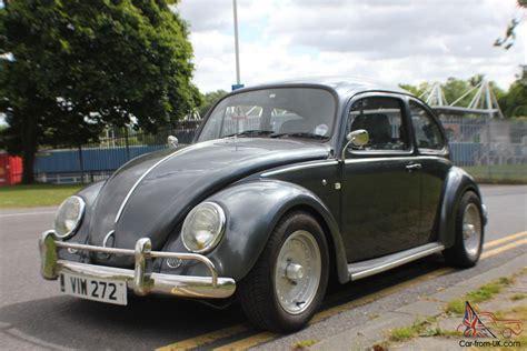 Volkswagen Classic Beetle 2003 Grey 2.2 Ltr 145 Bhp Bears