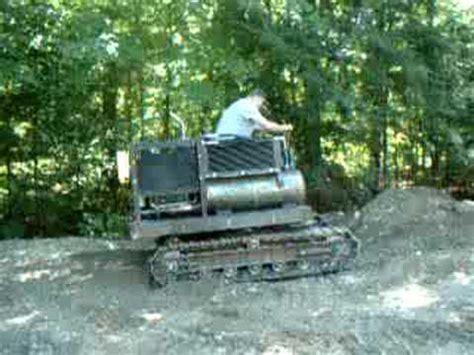 home built excavator youtube