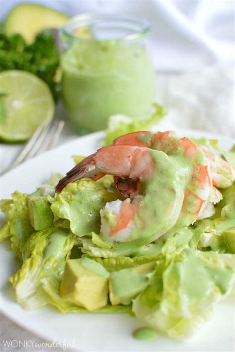shrimp salad shrimp salad chimichurri dressing recipe