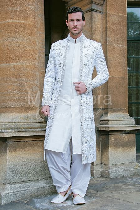 white wedding suits  grooms  asian grooms white