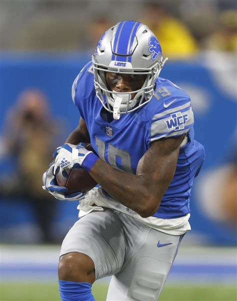 terry blount lions kenny golladay proving productive