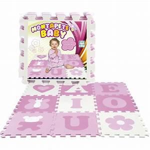 Baby Tapete Rosa : eva tapete vogais e figuras baby rosa tapetes no ~ Michelbontemps.com Haus und Dekorationen