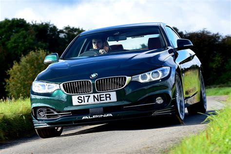 New Alpina B4 S Coupe 2017 Review