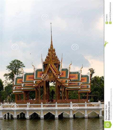 Beautiful Temple Stock Image Image Of Beautiful, Blue