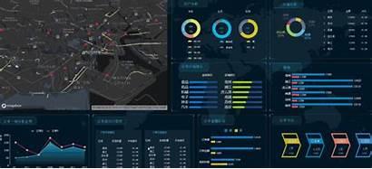 Visualization Tools Tool Dashboard Finereport Creates Visuals