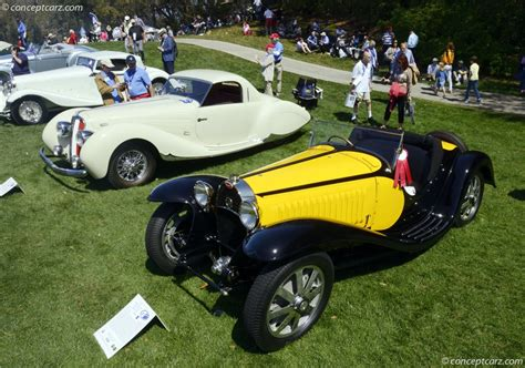 1932 Bugatti Type 55 Image. Chassis Number 55219