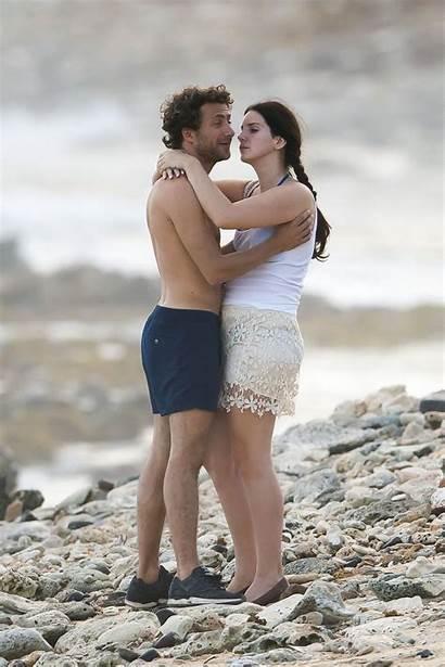 Lana Rey Del Boyfriend Beach Francesco Carrozzini