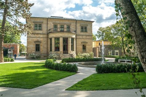 Haus Wahnfried  Richard Wagner Museum Bayreuth