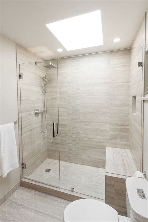 shower to tub inglewood guest bath tub to walk in shower conversion