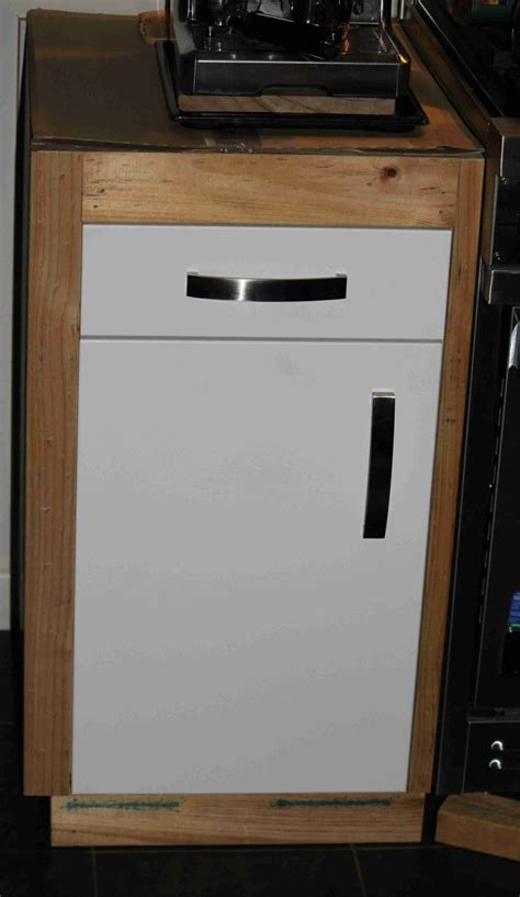 How to: Make custom cabinets for IKEA kitchen doors and
