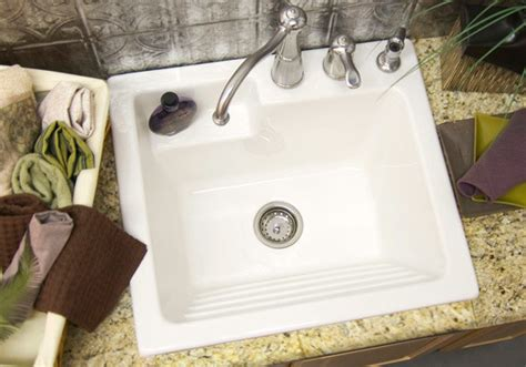 laundry sink with washboard utility sink laundry tub with washboard microban