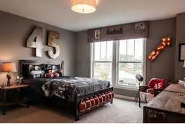 Teenage Boy 39 S Bedroom Baseball Decor Pinterest Boys Bedroom Ideas To Help You Create A Fun Room For Your Little Guy Teen Boy Bedroom Ideas Second Chance To Dream Bulbs Would Add This Awesome Industrial Touch To Bedroom 39 S Decor