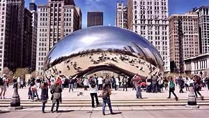 the bean Beautiful Chicago Photos