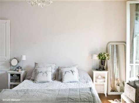 deco chambre parentale romantique chambre romantique bleu gris déco classique classical