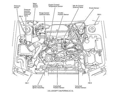 subaru cvt diagram 2000 subaru outback parts diagram auto engine and parts