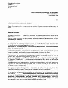 Délai Rétractation Compromis De Vente : lettre de contestation d 39 une vente conclue en violation d 39 un compromis de vente mod le de ~ Gottalentnigeria.com Avis de Voitures