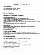 Sales Associate Resume Template 8 Free Word PDF Document Download Free Basic Cv Templates RetailReference Letters Words Reference Letters Words Sales Resume Retail Sales Resume Examples Retail Sales Associate Resume Ret Retail Sales Manager Resume Retail Manager Resume Template Great Resume T