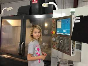 More Shopfloors Welcome Women Cnc Machinists  Pictures