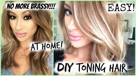 Toned Hair-roots! Easy-my Hair Color