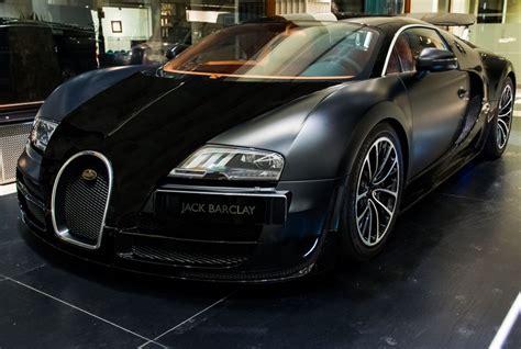 Matte Black Veyron
