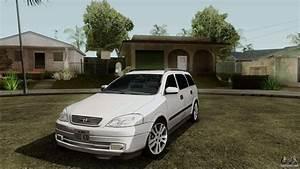 Opel Astra 1999 : opel astra g caravan 1999 for gta san andreas ~ Medecine-chirurgie-esthetiques.com Avis de Voitures