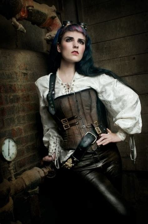 Steampunk Costume Ideas | hubpages