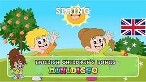 Spring | Favorite Childrens' Songs | Nursery Rhymes | Kids ...