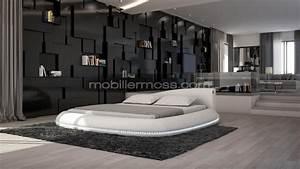Davausnet chambre moderne lit rond avec des idees for Idee deco cuisine avec lit rond