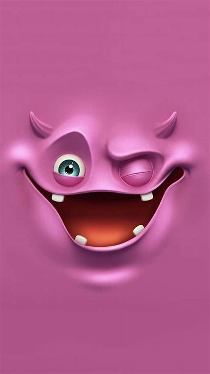 Funny Wallpapers Mobile Phone Cellphone Faces Smiley