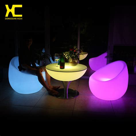 buy wholesale led outdoor furniture from china led
