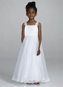 davids bridal flower girl dresses clearance wedding With david s bridal clearance wedding dresses