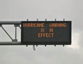 Hurricane Weather Safety Tips