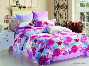 cover set picture more detailed picture about hot sale bright color red floral full queen king