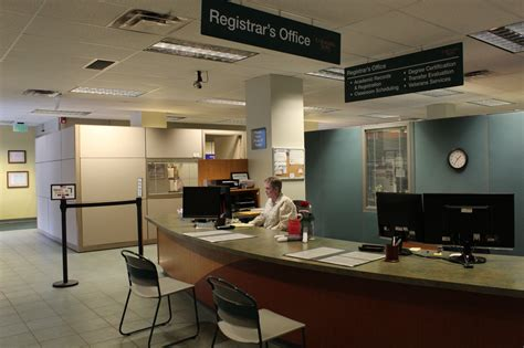 Office Of The Registrar by The Of Registration At Csu The Rocky