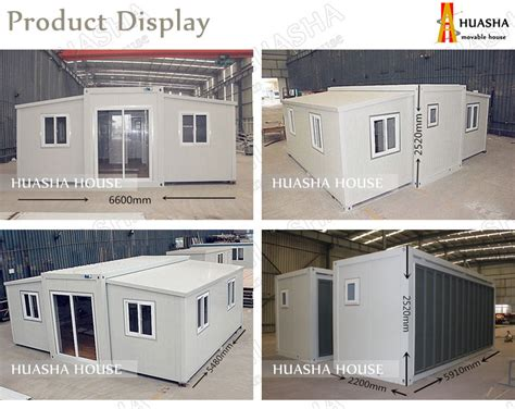 light steel structure portable office cabin manufacturers