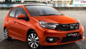 honda brio 2019 new honda brio 2019 launch price images specs