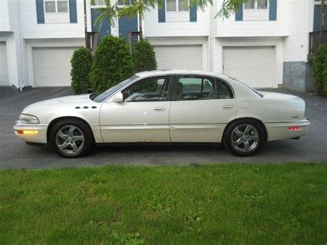 New Buick Park Ave by Purchase Used 2004 Buick Park Ave No Reserve L K In