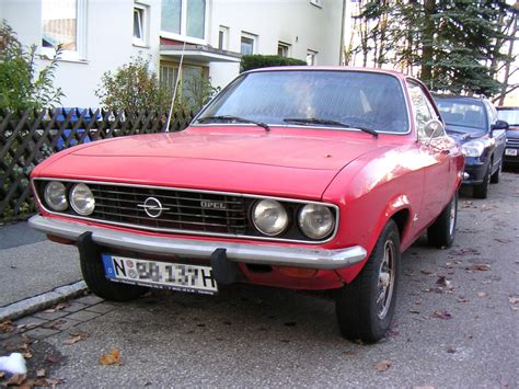 Opel Car :  All Opel Old Cars