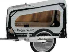 fahrradanhänger hund gefedert fahrradanh 228 nger f 252 r ihren hund kaufen hollandbikeshop