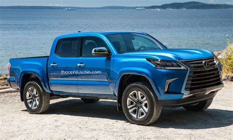 Lexus Truck by Here S Why A Lexus Truck Could Be A Great Idea Carscoops