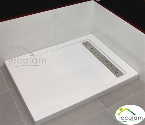duschwanne 80 x 100 duschwanne rost flach duschtasse rechteck rinne 100 120 140 x 80 90 cm ebay